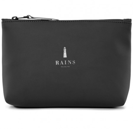 Rains - Cosmetic Bag / sort