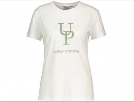 Urban Pioneers - Ladies logo tee