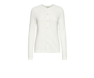 Fransa - Zubasic cardigan / off white