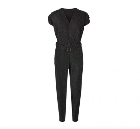 Freequent - Twinkle jumpsuit / Sort