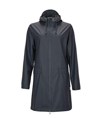 Rains w coat long / Blue