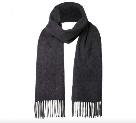 Selected Homme - Tope wool scarf