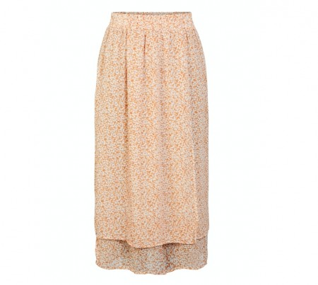 Pieces - Anabelle midi skirt