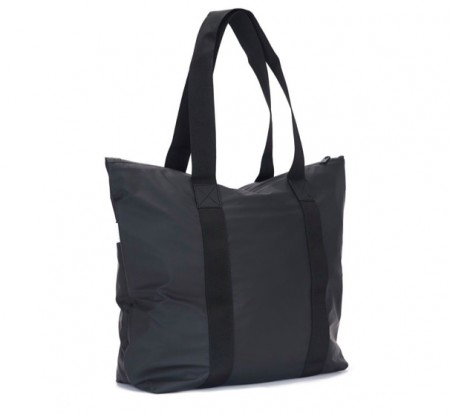 Rains - Tote bag rush / Black