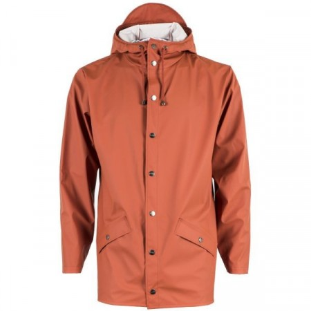 Rains short jacket / Rust