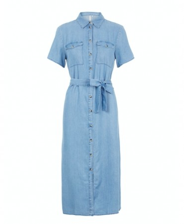 Pieces - Nola dress / Denim